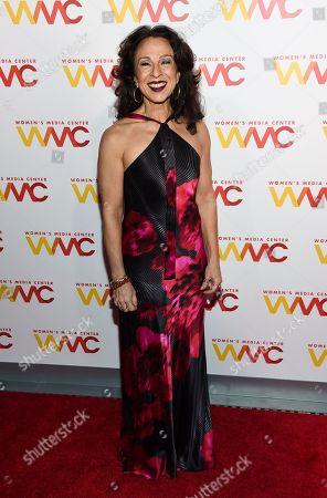 Maria Hinojosa attends The Women's Media Center 2017 Women's Media Awards at Capitale, in New York