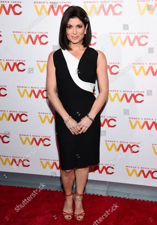 Tamsen Fadal attends The Women's Media Center 2017 Women's Media Awards at Capitale, in New York