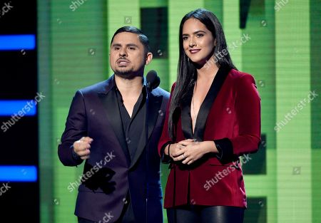 Editorial picture of 2017 Latin American Music Awards - Show, Los Angeles, USA - 26 Oct 2017