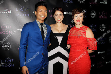 Stock Photo of Carlo Velayo,Jessica M thompson and Autumin Eakin