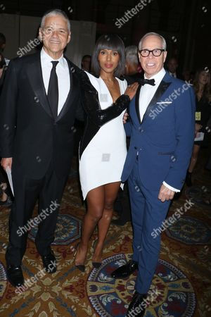Editorial picture of The Fashion Group International 'Night of Stars' gala, Inside, New York, USA - 26 Oct 2017