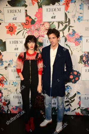 Editorial picture of Erdem and H&M Paris Collection Launch, Paris, France - 26 Oct 2017