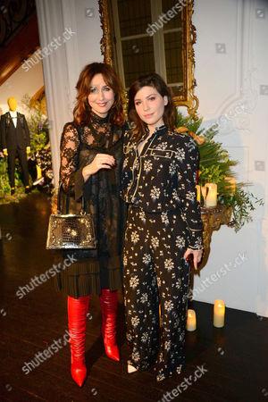 Editorial photo of Erdem and H&M Paris Collection Launch, Paris, France - 26 Oct 2017