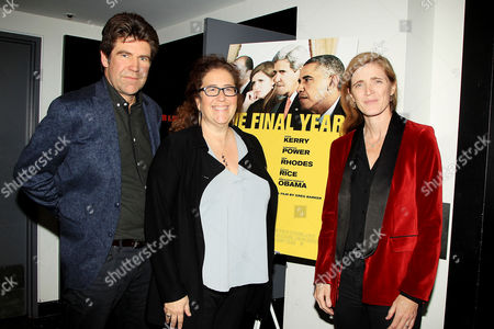 Editorial picture of New York  Screening of 'The Final Year', USA - 26 Oct 2017
