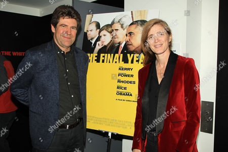 Editorial image of New York  Screening of 'The Final Year', USA - 26 Oct 2017