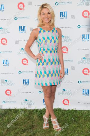 Stock Photo of Diem Brown attends the 17th Annual Super Saturday Ovarian Cancer Research Fund Benefit, presented by QVC, at Nova's Ark Project in Water Mill, in New York. Brown, 32, has lost a long battle with cancer. The reality star and advocate for cancer survivors died, in a New York hospital, according to E! Network correspondent Alicia Quarles