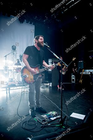 Manchester Orchestra - Andy Prince, Andy Hill, Tim Very