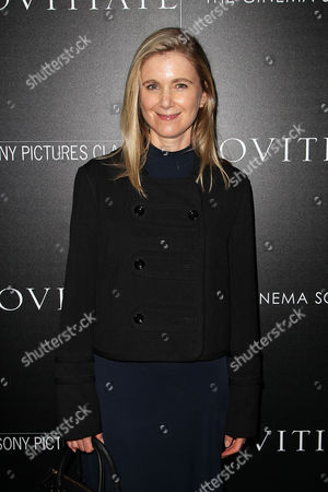 Editorial photo of Miu Miu and The Cinema Society Host a Screening of Sony Pictures' Classics 'NOVITIATE', New York, USA - 26 Oct 2017