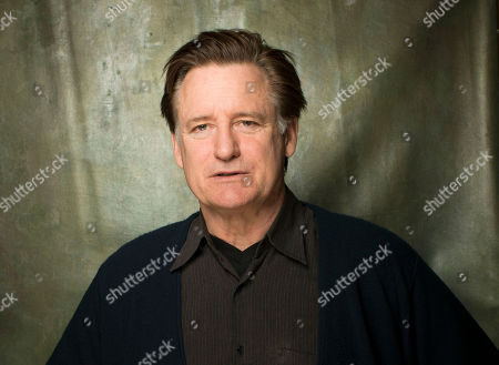 """Actor Bill Pullman from the film """"May In The Summer"""" posing during the 2013 Sundance Film Festival at the Fender Music Lodge in Park City, Utah. The film star and current U.S. president on NBC's """"1600 Penn"""" found himself a few weeks ago frantically memorizing the script for """"The Other Place"""" so he could replace the actor Daniel Stern on Broadway. He had just five days to learn his lines"""
