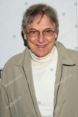 """Stock Image of John Cullum attends the premiere of """"Adult World"""" during the 2013 Tribeca Film Festival in New York.The American Theatre of Actors and The Araca Group said Friday that the off-Broadway repertory theater company's largest venue on 54th Street will be renamed in Collum's honor on Oct. 16"""