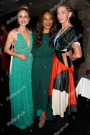 Dianna Agron, Margaret Betts and Julianne Nicholson