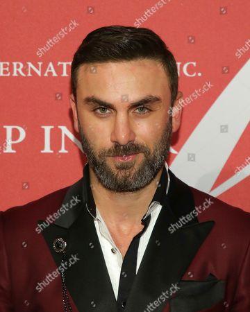 Editorial image of 2017 Fashion Group International Night of Stars Gala, New York, USA - 26 Oct 2017