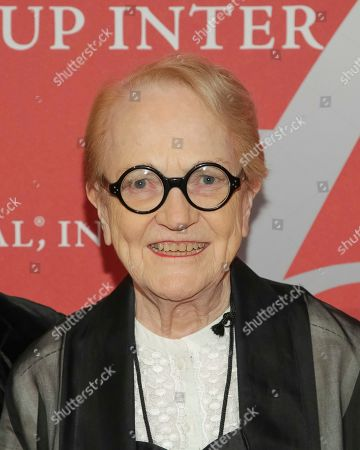 """Honoree Marylou Luther attends The Fashion Group International's """"Night of Stars"""" gala at Cipriani Wall Street on Thursday, Oct. 26, in New York"""
