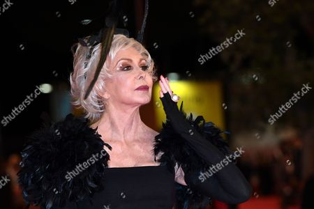 Editorial picture of 'Hostiles' premiere, Rome Film Festival, Italy - 26 Oct 2017