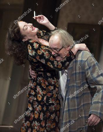 Lucy Cohu as Vicki Kugelmann, Clive Francis as Mr Thwaites