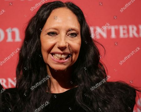 """Presenter Inez van Lamsweerde attends The Fashion Group International's """"Night of Stars"""" gala at Cipriani Wall Street on Thursday, Oct. 26, in New York"""