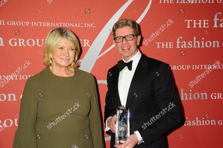 Martha Stewart, Michael George
