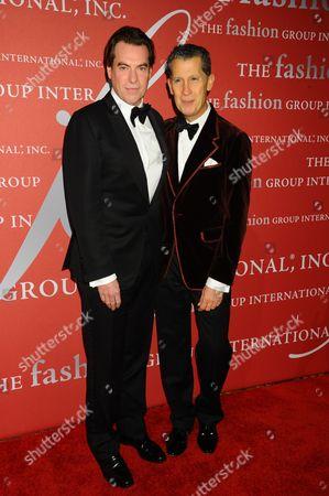 Editorial photo of The Fashion Group International 'Night of Stars' gala, Arrivals, New York, USA - 26 Oct 2017