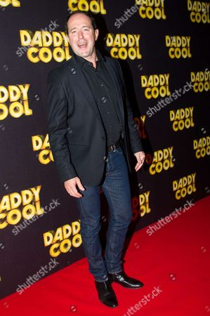 Editorial photo of 'Daddy Cool' film premiere, Paris, France - 26 Oct 2017