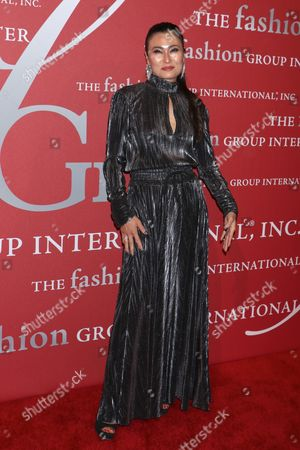 SunHee Grinnell, Vanity Fair beauty director