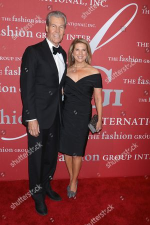 Terry J. Lundgren and Tina Lundgren