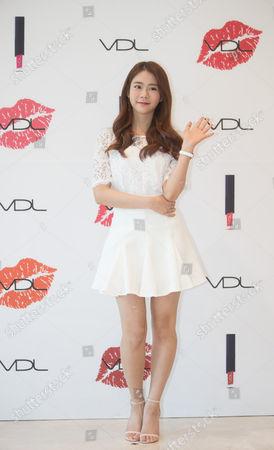 Stock Image of Han Seung-yeon