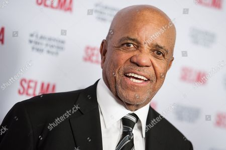 Berry Gordy arrives at Selma And The Legends That Paved The Way Gala, in Goleta, Calif. Producer Kevin McCollum said, that the musical that tells the story of how Motown Records rose and fell and then rose again will return to New York starting July 2016 for an 18-week stand. McCollum said the show has gotten stronger since opening cold on Broadway two years ago and Motown Records founder and book writer Berry Gordy has sharpened the story