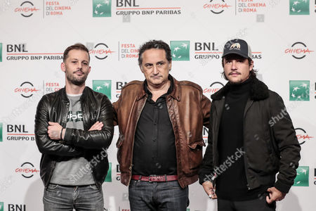 Editorial picture of 'All That Divides Us' photocall, Rome Film Festival, Italy - 27 Oct 2017