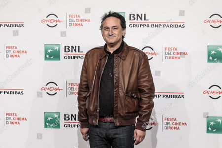 Stock Image of Director Thierry Klifa