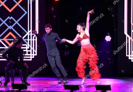 Editorial photo of So You Think You Can Dance Season 14 Tour - , Atlanta, USA - 26 Oct 2017