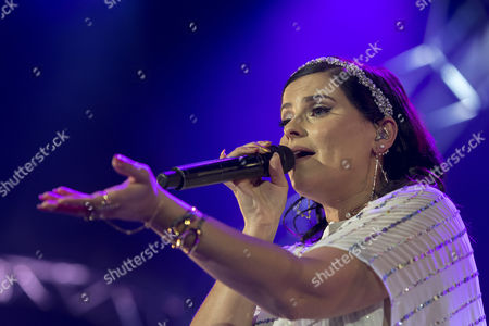 Editorial picture of Nelly Furtado - Baloise Session, Basel, Switzerland - 27 Oct 2017