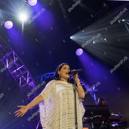 Stock Image of Nelly Furtado
