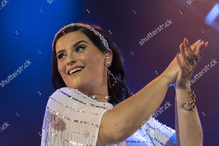 Stock Picture of Nelly Furtado