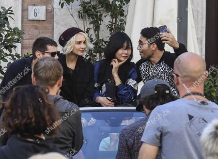 Brian J. Smith, Tuppence Middleton, Doona Bae and Miguel Angel Silvestre
