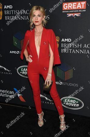Editorial image of 2017 BAFTA Los Angeles Britannia Awards - Arrivals, Beverly Hills, USA - 27 Oct 2017