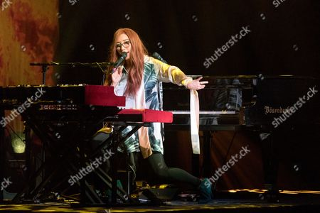 Stock Picture of Tori Amos