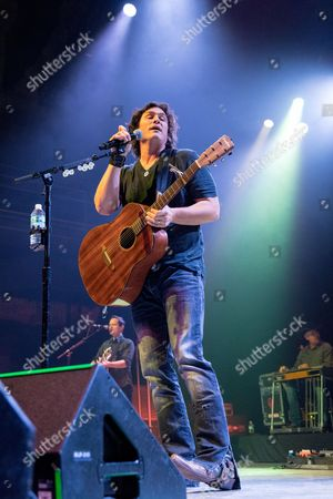 Editorial picture of Joe Nichols in concert at Orpheum Theater in Madison, USA - 12 Oct 2017