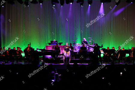 Amy Lee, Tim McCord, Will Hunt, Troy McLawhorn, Jen Majura. Amy Lee, Tim McCord, Will Hunt, Troy McLawhorn and Jen Majura with Evanescence performs at Chastain Park Amphitheatre, in Atlanta