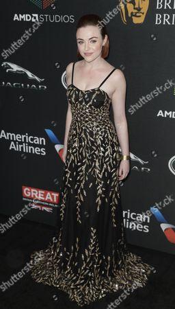 Stock Picture of Cassandra Compton