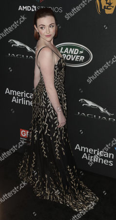 Editorial picture of 2017 AMD British Academy Britannia Awards, Hollywood, USA - 27 Oct 2017