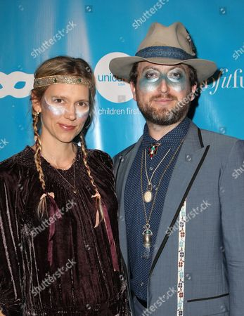 Editorial image of UNICEF Masquerade Ball, Los Angeles, USA - 27 Oct 2017