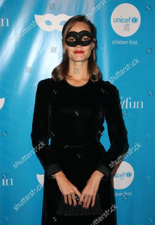 Editorial image of UNICEF Masquerade Ball, Los Angeles, USA - 27 Oct 2017