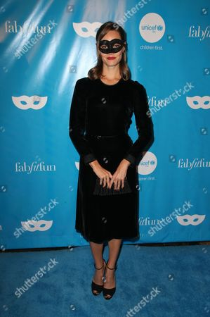 Editorial picture of UNICEF Masquerade Ball, Los Angeles, USA - 27 Oct 2017