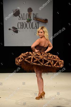 Stock Photo of Priscilla Betti