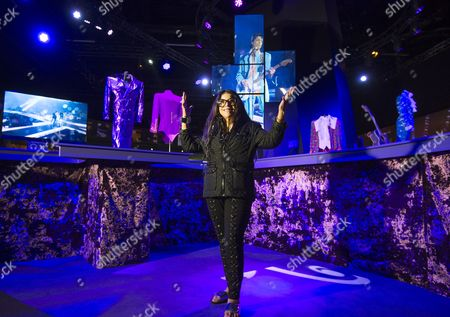 Editorial image of 'My Name Is Prince' exhibition press view, London, UK - 26 Oct 2017