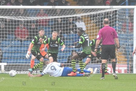 Editorial image of Bury v Doncaster Rovers, EFL Sky Bet League 1 - 28 Oct 2017