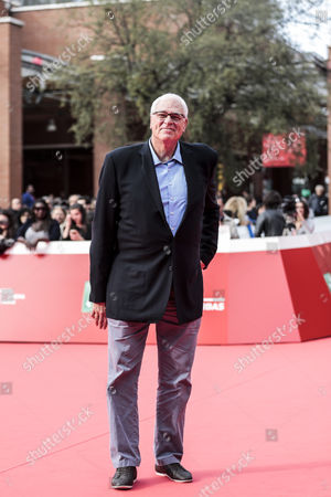 Editorial photo of Phil Jackson red carpet, Rome Film Festival, Italy - 28 Oct 2017