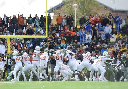 Editorial image of NCAA Football OU vs Baylor, Waco, USA - 28 Oct 2017