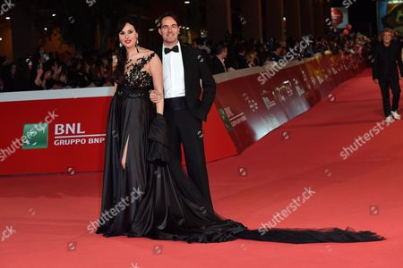 Editorial photo of 'Stronger' premiere, Rome Film Festival, Italy - 28 Oct 2017