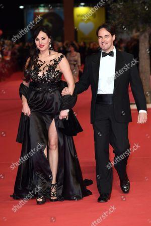 Isabelle Adriani and Vittorio Palazzi Trivelli